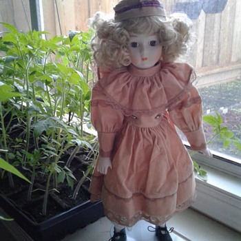The Heather Doll - Dolls