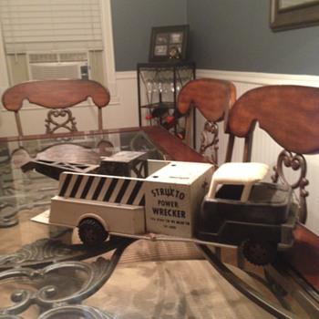 Structo Power Wrecker - Toys