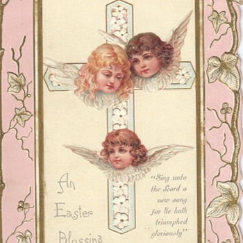 GREETING CARDS - Victorian Era