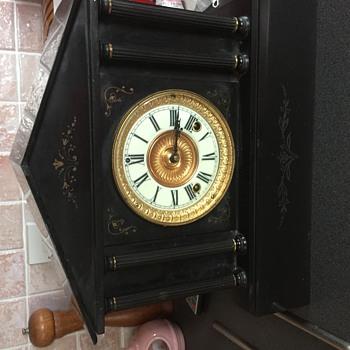 Grandads clock
