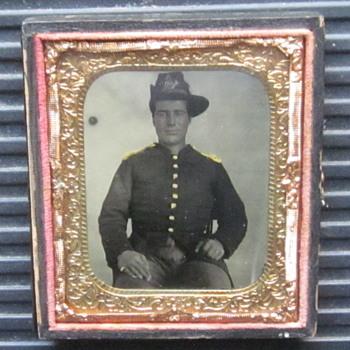 Valentine LaPoint 81st New York Regiment - Photographs