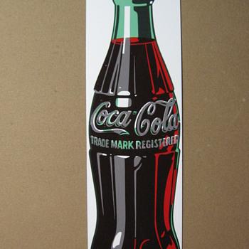 New(ish) Coca-Cola Sign - Coca-Cola