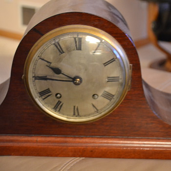 Empire Mantel Clock Unknown Origins??