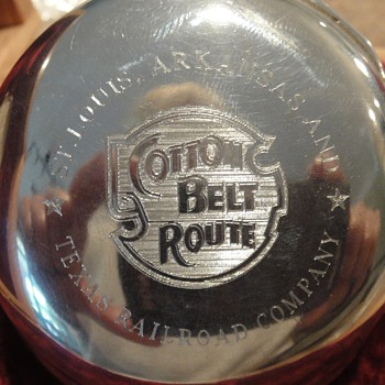 Cotton Belt Fordyce pocket watch - Pocket Watches