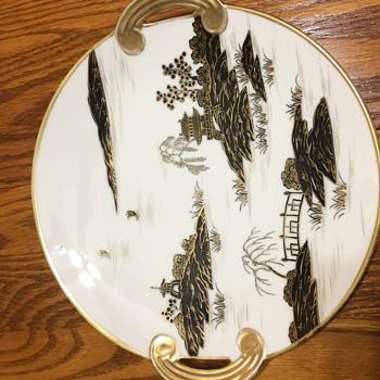 Grammas old plate