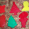 Vintage Plastic Cookie Cutters