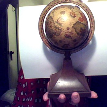 Mini globe made in Italy