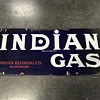 Indian oil and gas sign
