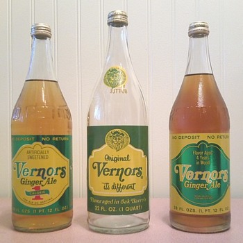 Vernor's  Made in Detroit!