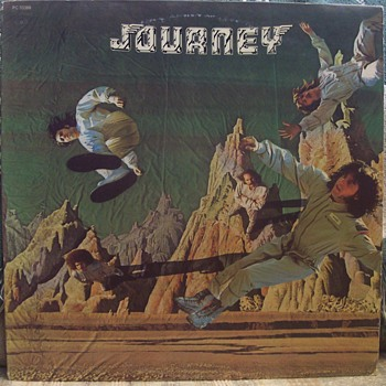 'Journey'....in the beginning! - Records