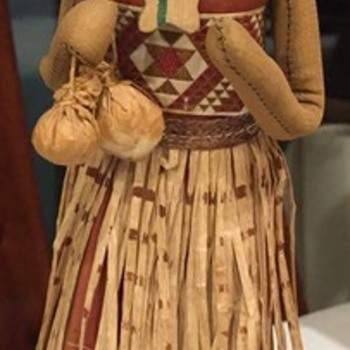 Maori doll New Zealand - Dolls