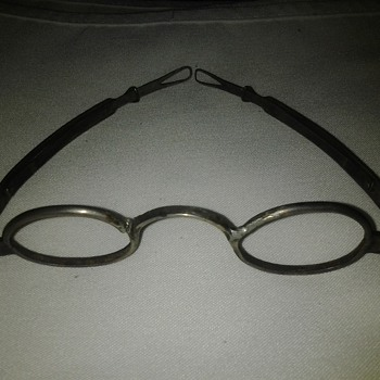 1830's H. Adams Eyeglasses - Accessories