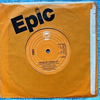 1976-pop records-abba-45 rpm-single.