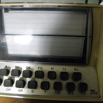 telephone Index  - Office