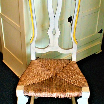Handcrafted Custom Chair