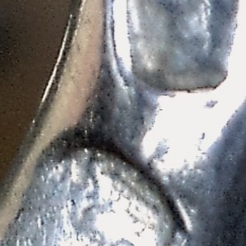 Two different Silver Marks Heads looking left; Who can help me to detect them? - Silver