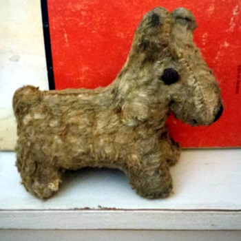 vintage stuffed dogs - Toys