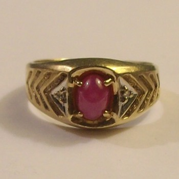 Assorted Vintage Rings with Star Opals - Fine Jewelry