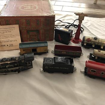 Marx model train - Model Trains