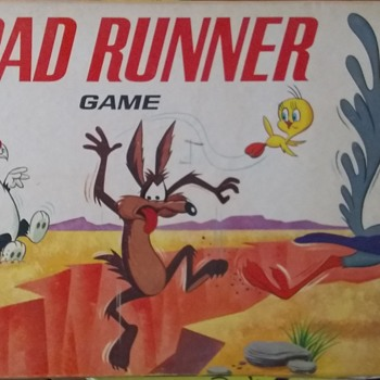 The Road Runner Game by MB!  - Games