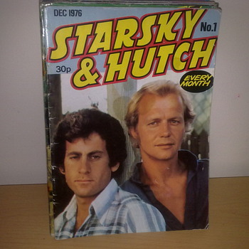 Starsky and Hutch Magazines from 1976-78