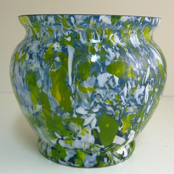 Welz - Confetti or something - Art Glass