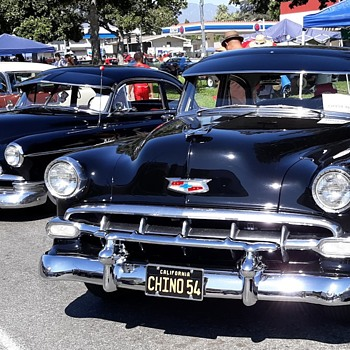 Car Week Continues! Route 66 Cruisin' Renunion 2019 - Classic Cars