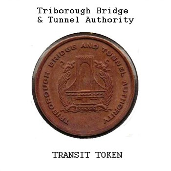 New York City - Transit Token - US Coins