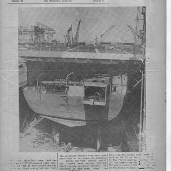 Forrestal Mag. - Military and Wartime