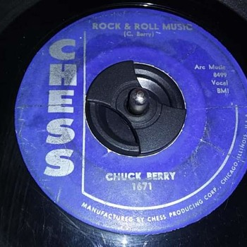 45 RPM SINGLE....#12 - Records