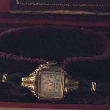1950's Bulova Ecellency 21 Jewels