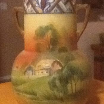 Inherited vase