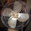 Wards Oscillating 3 speed Signature Fan  maybe 1960's?