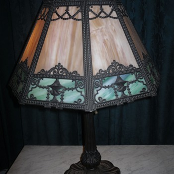 MY GRANDPARENTS LAMP