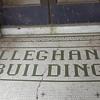Alleghany Building Entryway