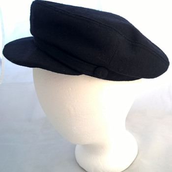 Vintage Stetson Greek Fisherman Hat Made In Italy
