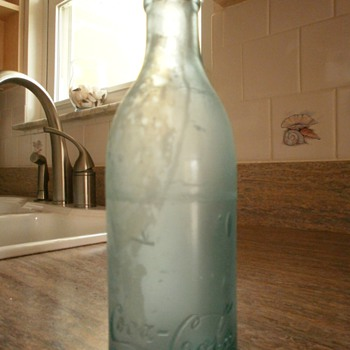 Very old Tampa, FL Coca Cola bottle