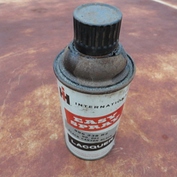 International Harvester Spray Paint
