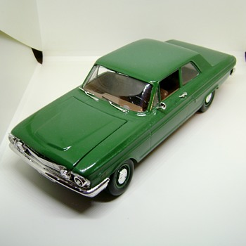 1964 Ford Fairlane Model - Model Cars