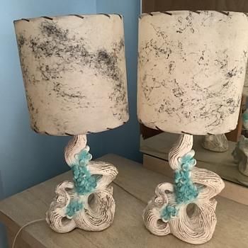 Vintage lamps - Lamps