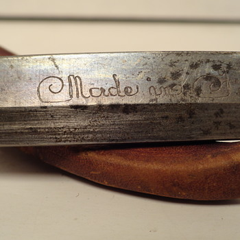 Vintage Finnish Hunting Knife Unknown Maker