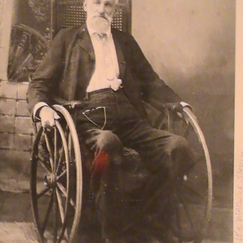 Great Grandfather. - Photographs