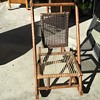 Inherited rocking chair