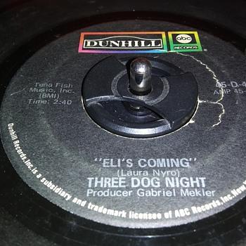 THREE DOG NIGHT - Records