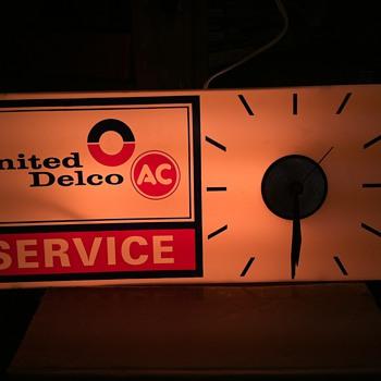 Delco clock - Clocks