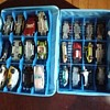 Hot Wheels Cars with case, many to choose from, sports cars such as Hot Heap