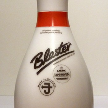 Blaster synthetic bowling pin USBC approved - Sporting Goods