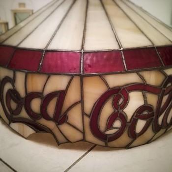 Coca Cola lamp2 - Coca-Cola