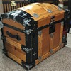 Early 1880's Martin Maier Trunk.