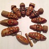 Unusual wooden bracelet
